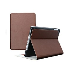 iPad Air compatible Solid Color PU Leather Smart Covers/Origami Cases