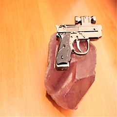 personlighet pistol modellering lasertändare silver