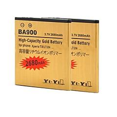 2680 - 소니 에릭슨 교체 용 배터리 - BA900 - 아니요