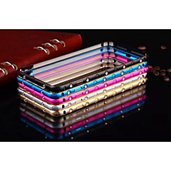 Compatible Novelty/Special Design/Diamond Look Bumper Frame for iPhone 6 (Assorted Colors)