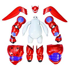 großer Held 6 Rüstung-up baymax Action-Figur