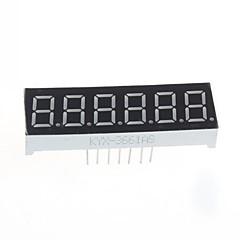 compatible (pour Arduino) module d'affichage 6 chiffres - 0.36in.