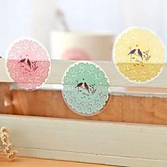 baking multifuncional de estilo japonês de vedação adesivos decorativos de DIY (10 etiquetas / pcs)