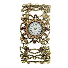 Women's Bracelet Watch Quartz Analog Flower