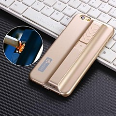 HHMM Solid Color Special Design Lighter Case for iPhone 6 Plus (Assorted Colors)