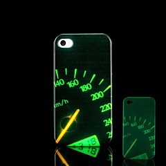 iPhone 5/iPhone 5S compatible Special Design/Glow in the Dark Back Cover