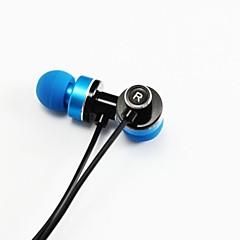 Ecouteurs ( Microphone/MP3/Ecouteurs/Réduction de bruit ) Cablé - Pomme Dans l'oreille