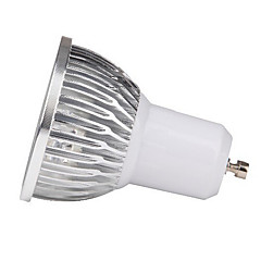 1 pcs GU10 4W 4X High Power LED 400LM 2800-3500/6000-6500K Warm White/Cool White Spot Lights AC 85-245V