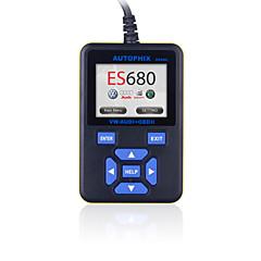 AUTOPHIX ® Diagnostický nástroj VAG PRO + OBD2 OBDII Profesionální skener ES680 - VW AUDI SKODA SEAT