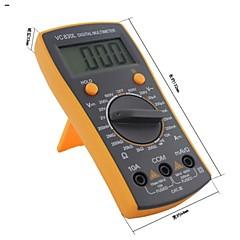 BST-vc830l цифровой мультиметр универсальный измеритель тестер электрический счетчик