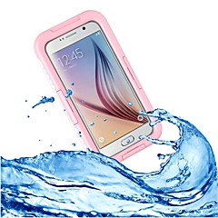Waterproof Shockproof SnowProof DirtProof Durable Cover Hard Case for Samsung Galaxy S6/S6 Edge (Assorted Color)