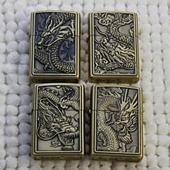 série de dragon kérosène style plus léger relief (modèle expédié au hasard)