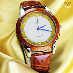 Men's Round New Fashion Dial Casual Watch Silicone Strap Japanese Quartz Watch Wrist Watch (Assorted Colors) Cool Watch Unique Watch