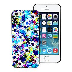 kukkiva kukka suunnittelu pc kova kotelo iPhone 4 / 4s