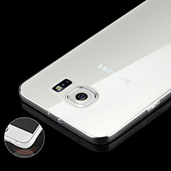 Ultra-thin 0.3mm TPU Soft Case for Samsung Galaxy S6  (Assorted Colors)