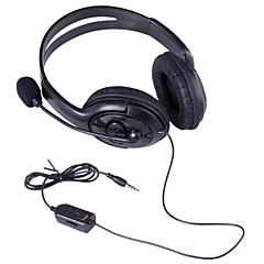 New Wired Gaming Headset Headphones with Microphone for PS4