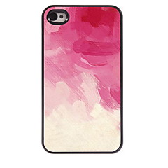 Painting design Aluminum Hard Case for iPhone 4/4S