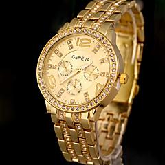다이아몬드 시계와 남성의 비즈니스 세트 (모듬 색상)