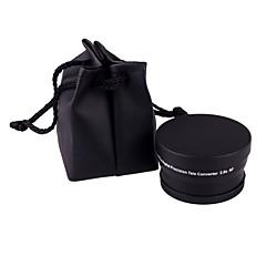 58mm 2x zoom téléobjectif pour Canon Nikon Sony DSLR olympus