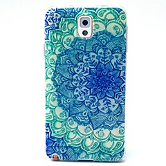 Na Samsung Galaxy Note Wzór Kılıf Etui na tył Kılıf Mandala TPU Samsung Note 3