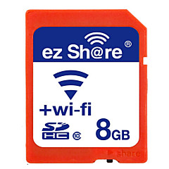 ez Share 8GB WiFi SD-kort minneskort class10