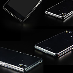Transparent Back Case Cover for Sony Xperia Z3