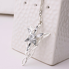 """Hot Film """"Lord Of The Ring """"Arwen Evenstar Stylish Vintage Silver Pendant"""