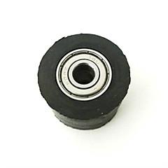 Catena puleggia ruota rullo tenditore 8mm per KLX110 CRF50 pit bike sporcizia