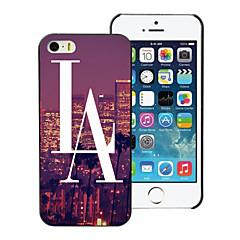 LA Design PC Hard Case for iPhone 5/5S