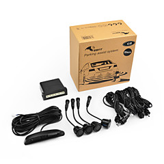 steelmate EBAT c2 parkering hjælpe-system med 4 sensorer og kompakt buzzer parkering sensor