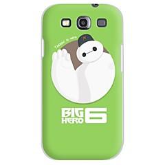 personlig telefon tilfelle tegneserie pc multi-farge for Galaxy S3 i9300