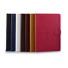 7.9 Inch Buffalo Pattern PU Leather Case with Stand for iPad mini 1/2/3(Assorted Colors)