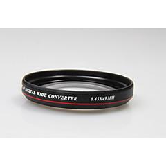 zomei ultrathin 49mm 0.45x laajakulmaobjektiivi ilman reunojen tummumista laajakulmaobjektiivi canon Nikon
