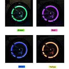 Eclairage de Velo , Eclairage ARRIERE de Vélo / Autre / Set d'éclairage avant et arrière / Eclairage de bicyclette/Eclairage vélo - 2 Mode