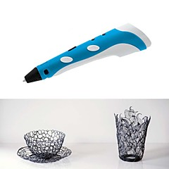 3D-s nyomtatási rajz tollal ravaszkodó modellezés 1.75mm ABS izzószálas művészetek nyomtatási eszköz