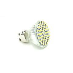 5W GU10 Faretti LED 60 SMD 3528 300-320 lm Bianco caldo AC 220-240 V 1 pezzo