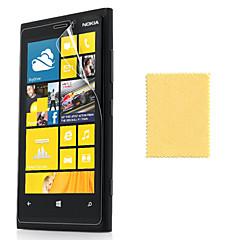High Definition Screen Protector for Nokia Lumia 920