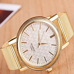 lega di cinghia di orologi moda orologio al quarzo svizzero degli uomini
