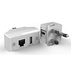 Vonets vrp300 Mini Wireless 300Mbps wi-fi ap répéteur 3g routeur - blanc (UK / EU / US Plug)