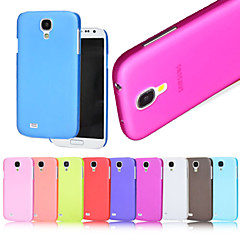 GYM Ultra Thin Translucent Matte Soft Case for Samsung Galaxy S4 I9500(Assorted Colors)
