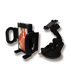 beittal® 360 ° roterende gratis Bilholder bil winshield montere mobiltelefon holder stærkt greb for 3 ~ 7 tommer skærm
