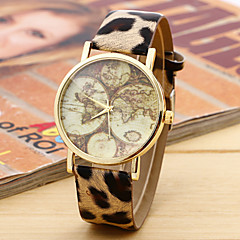 Ladies Fashion Retro Round Belt Chinese Watch Movement(Assorted Colors)