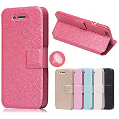 silkki kuvio kortti laukku täynnä kehon kotelo iPhone 4 / 4s (valikoituja väri)