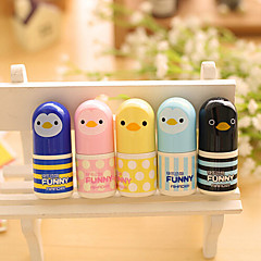 The Happiness Of Yellow Duck Mini Correction Fluid(Random Color)