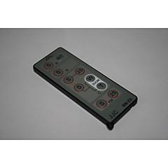 télécommande infrarouge JJC RM-E3 est adapté pour Canon, Nikon, Pentax
