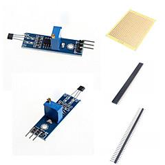 Moduł czujnika czujnik hala przełączniki i akcesoria dla modułu Arduino
