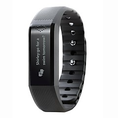 vidonn x6 wearables smarte ur bluetooth4.0 aktivitet tracker / sleep tracker / sport / message display til iOS