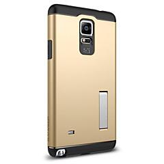 hommel stapje terug dekking voor Samsung Galaxy Note 4 n9100 (verschillende kleuren)