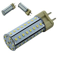 8W G12 Ampoules Maïs LED T LED quantity: 56pcs 2835SMD SMD 2835 810 ± 10% lm Blanc Chaud Blanc Froid Blanc Naturel DécorativeAC 85-265 AC