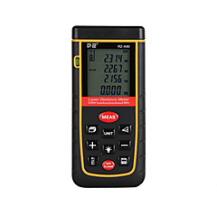 rz laser distance meter afstandsmåler afstandsmålere 0,05 ~ 80 meter og volumen nøjagtighed 2mm